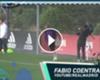 Goal en las redes: Coentrao se divierte en el entrenamiento de Real Madrid ►
