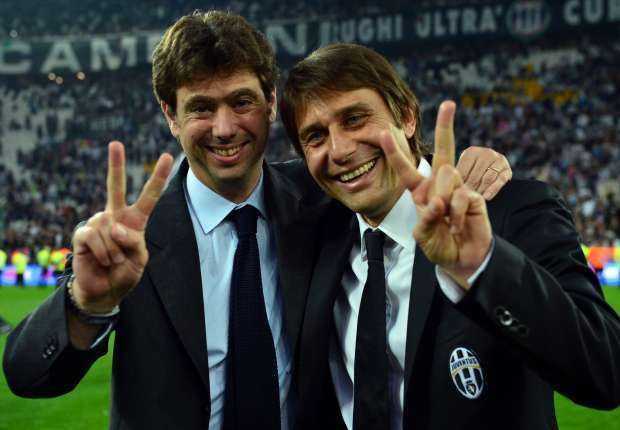 Juventus president 'enormously sad' after Conte resignation