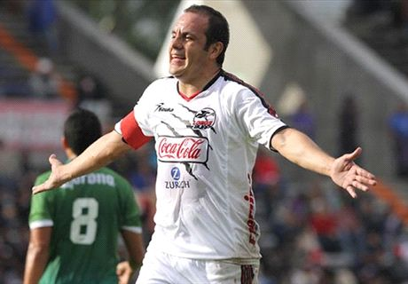 Marshall: Blanco returns to Azteca