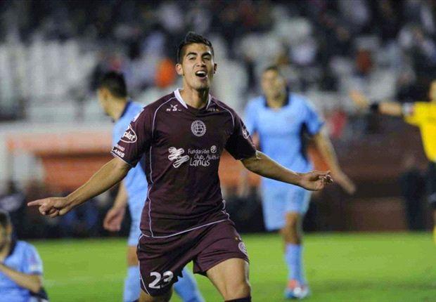 Bolívar logró llevarse un empate ante Lanús