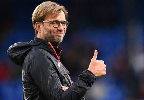 Klopp reveals dream Liverpool signings