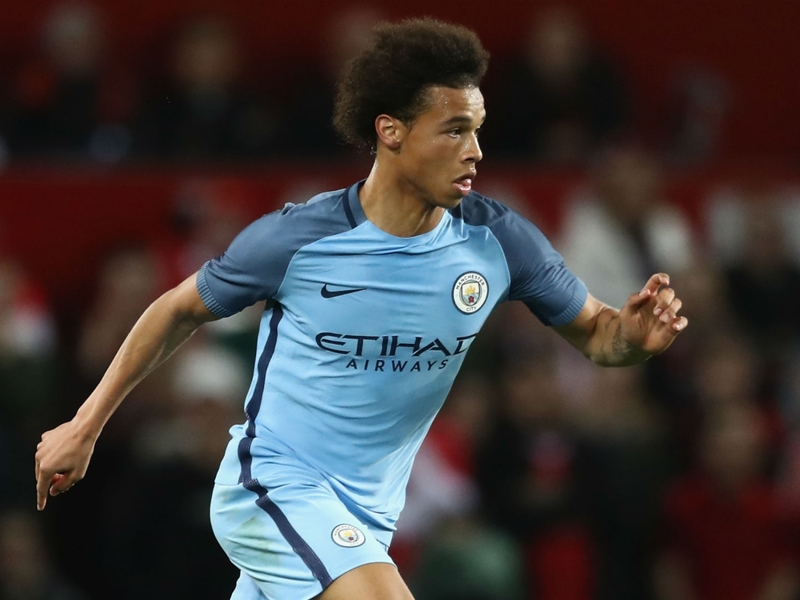 Sane's mother helping young winger settle in at Man City
