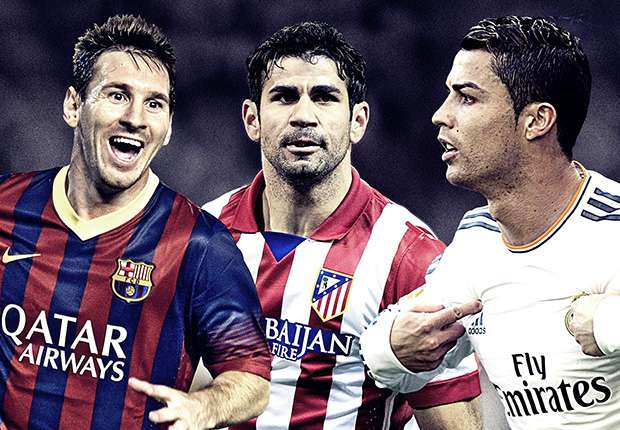 Living La Liga loca: the twists and turns that led to Barcelona & Atleti's title duel