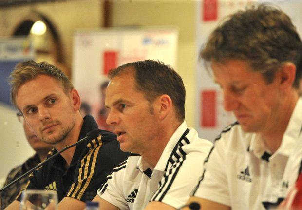 Frank de Boer punya hasrat pulangkan para bintang 'ciptaan' Ajax