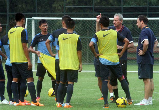 Dua lawan uji coba timnas Indonesia sudah dipastikan.