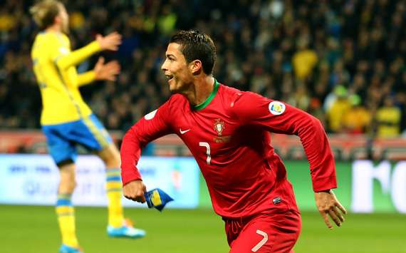 Ronaldo leads Portugal World Cup squad