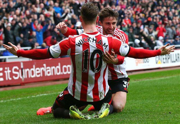 Sunderland: 2013-14 season in statistics