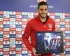 Koke proud to make history at Atletico