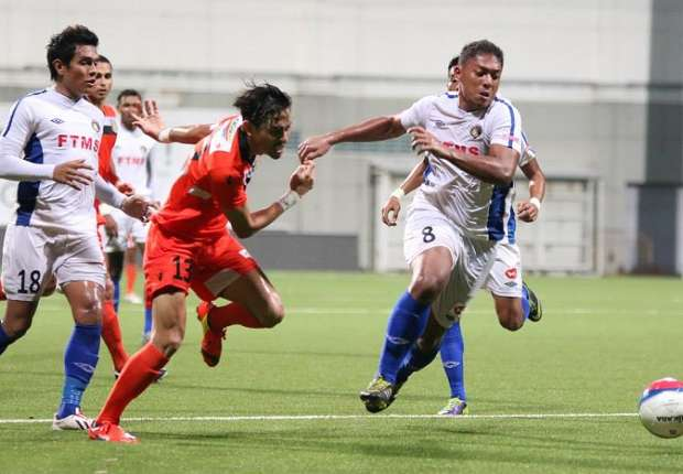 No joy for Balestier against clinical Hougang