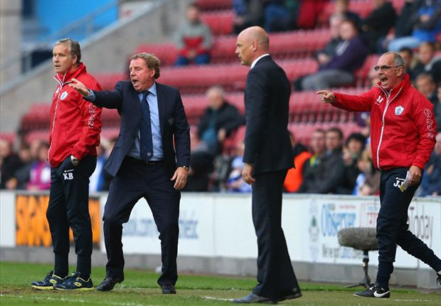 Wigan 0-0 QPR: Play-off tie evenly poised after goalless stalemate