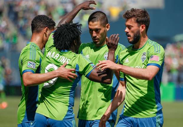 The Seattle Sounders