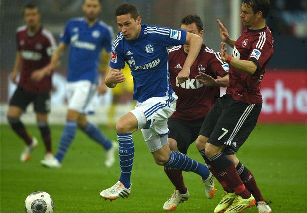 Nürnberg moet hoogste toneel verlaten, Schalke naar Champions League