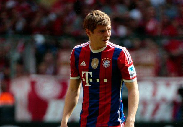 Toni Kroos und seine Mannschaftskameraden siegten zum Abschluss gegen den VfB Stuttgart