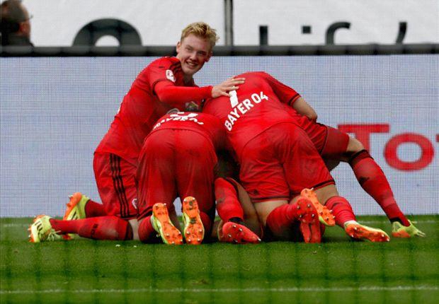 Jubel bei der Werkself: Bayer Leverkusen darf erneut in der Königsklasse ran