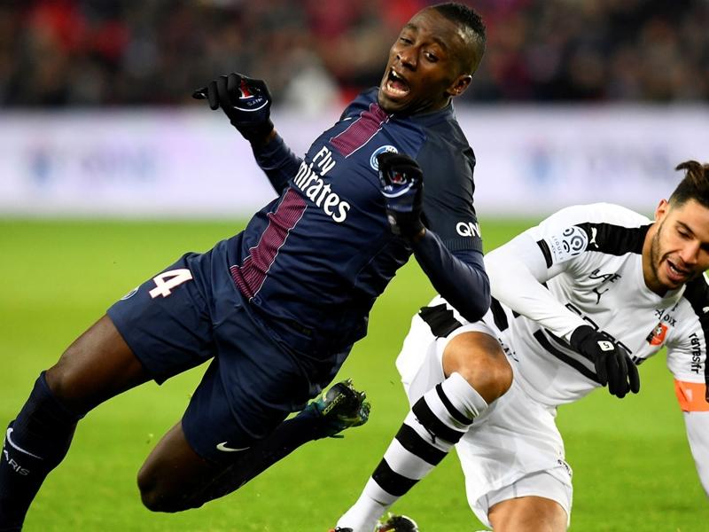 PSG, Matuidi absent du groupe face à Angers
