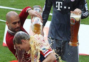 Il Bayern Monaco ha vinto il campionato 2013-14 alla giornata numero 27 (su 34): è stata la conquista del titolo più veloce nella storia della Bundesliga.