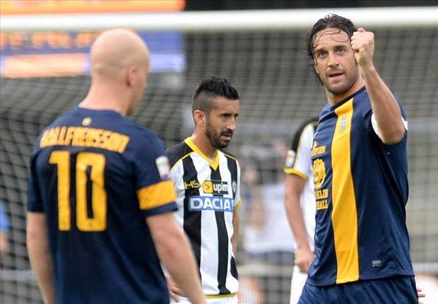 Italy squad is strange - Toni