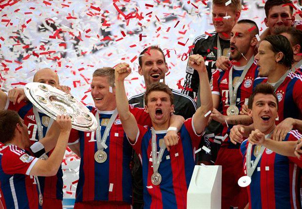 El Bayern se corona campeón