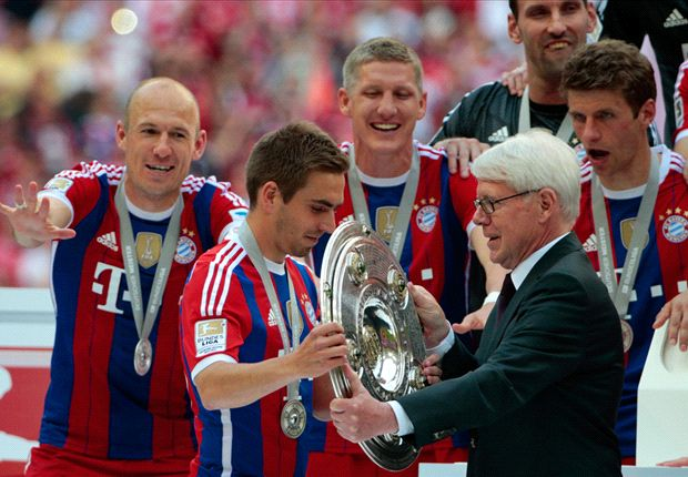 Who is Bayern Munich's Player of the Season?
