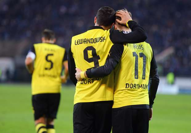 Who is Borussia Dortmund's Player of the Season?