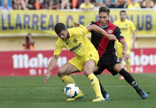 Villarreal 4-0 Rayo Vallecano: Los castellonenses quieren la sexta plaza