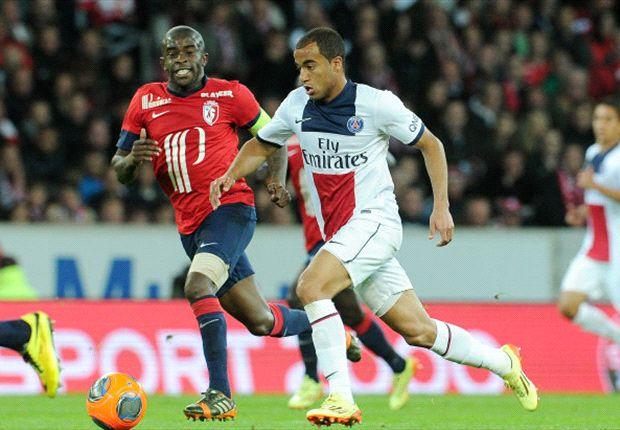 Lille 1-3 PSG: Lucas Moura se reivindica