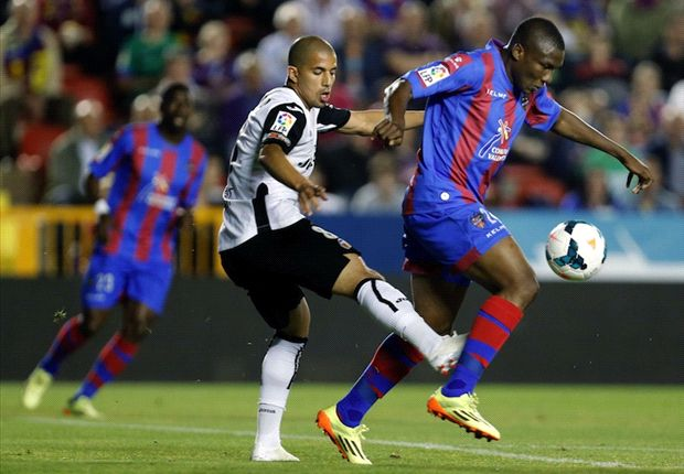 Levante venció a Valencia y lo pasó en la tabla