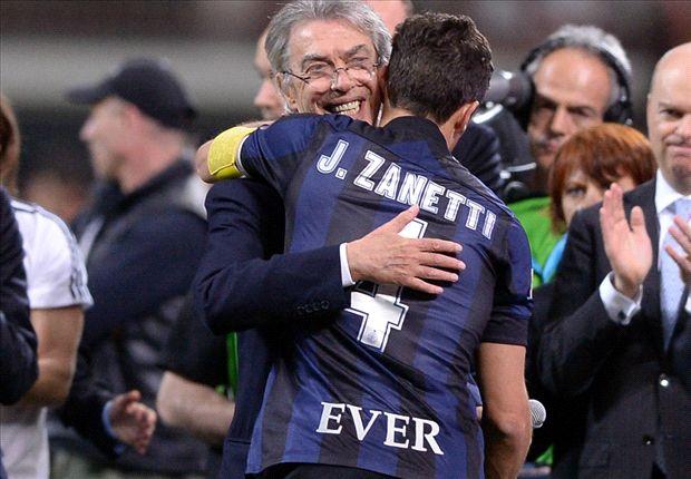 Zanetti: Retirement decision was very tough