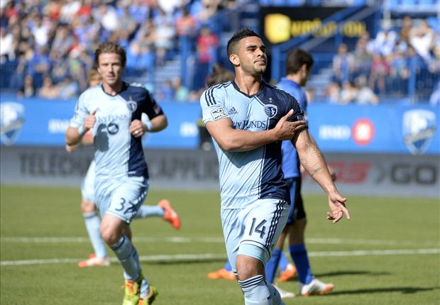 Montreal Impact 0-3 Sporting Kansas City: 10-man Impact soundly beaten