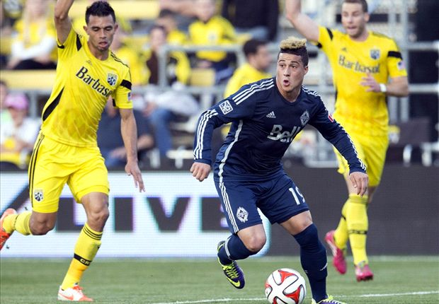 Columbus Crew 0-1 Vancouver Whitecaps: Hurtado strike the difference