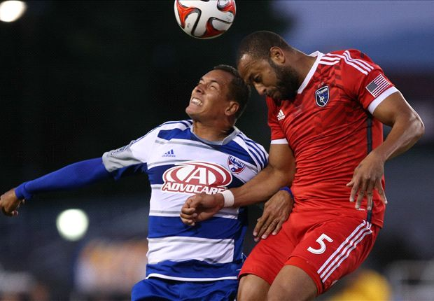 FC Dallas 1-2 San Jose Earthquakes: Quakes hold out to overcome red card