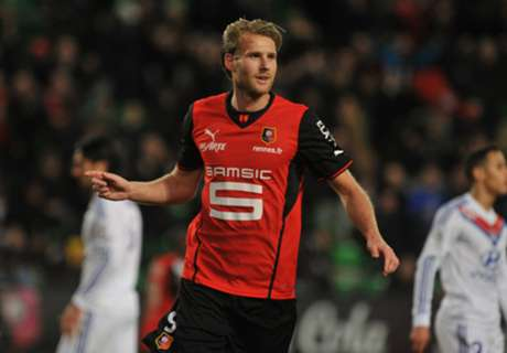 Rennes : retour à l'entraînement pour Toivonen