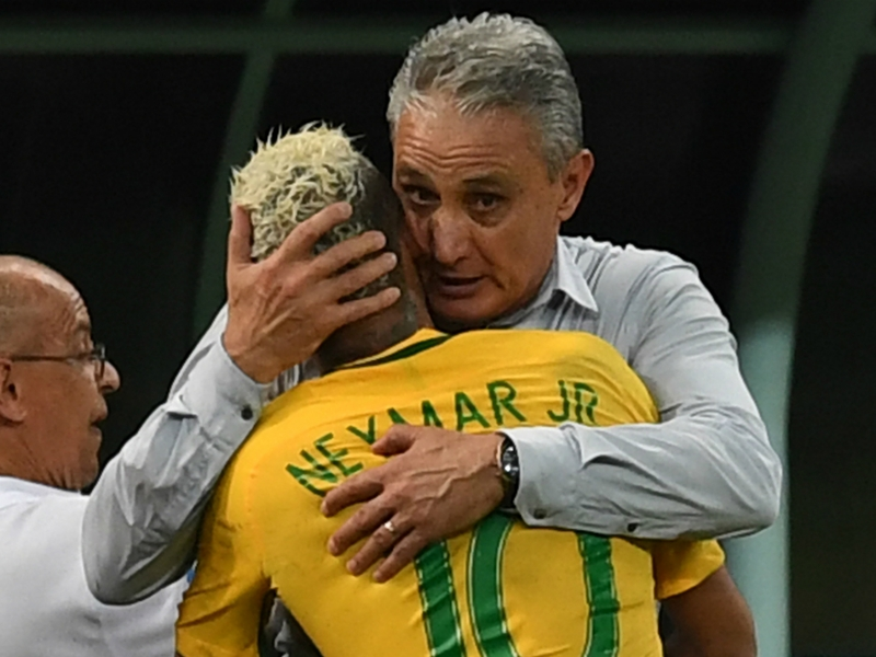 "Brésil, Tite : ""Neymar sera capitaine"""