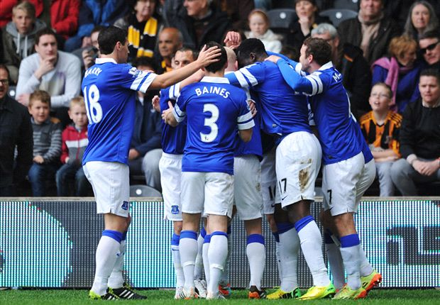 Hull City 0–2 Everton: Lukaku helps Toffees end on a high