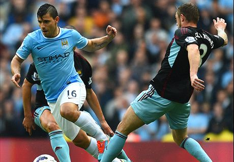 Hammers Out For City Scalp