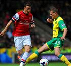 Player Ratings: Norwich 0-2 Arsenal