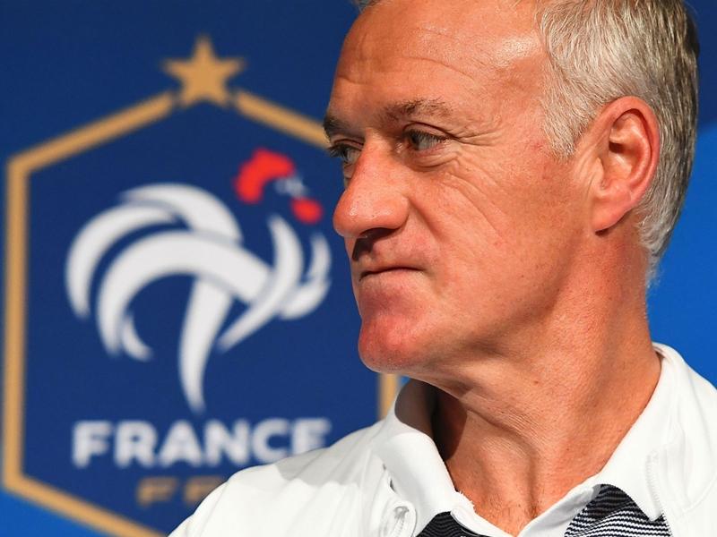 """VIDÉO - Deschamps : """"Monaco a un coup à jouer"""""""