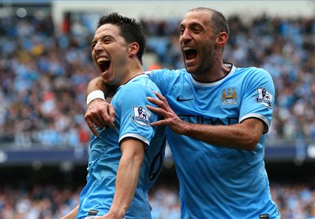 Man City wins Premier League title