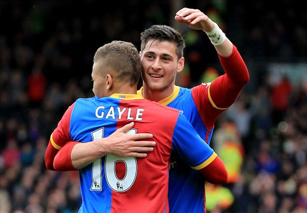 Fulham 2–2 Crystal Palace: Late strike from Chris David sees Cottagers bow out with a draw
