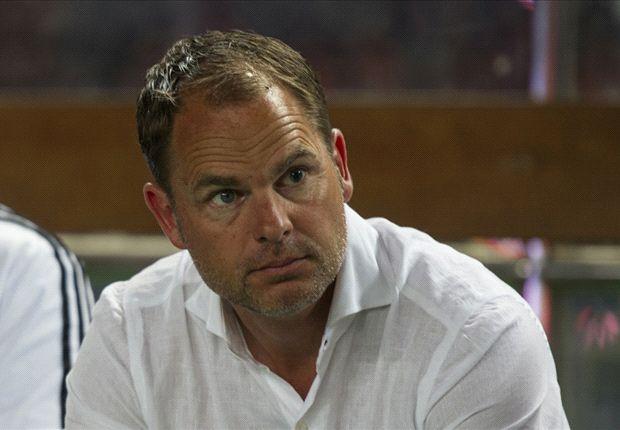 De Boer is selectief wat nieuwe uitdagingen bij andere clubs betreft