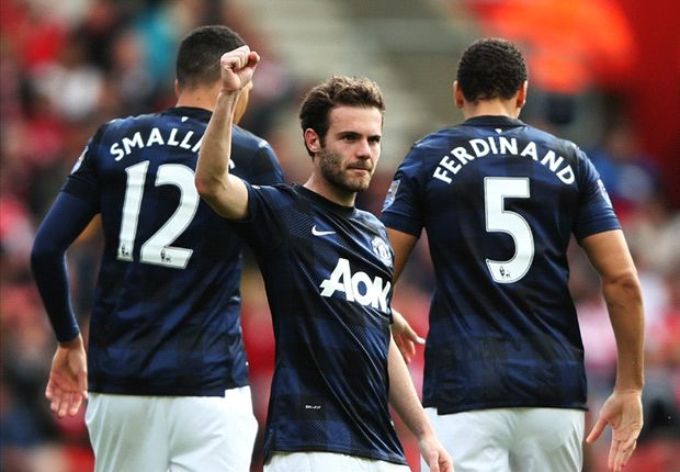 Mata: I will keep fighting to help Man Utd win titles
