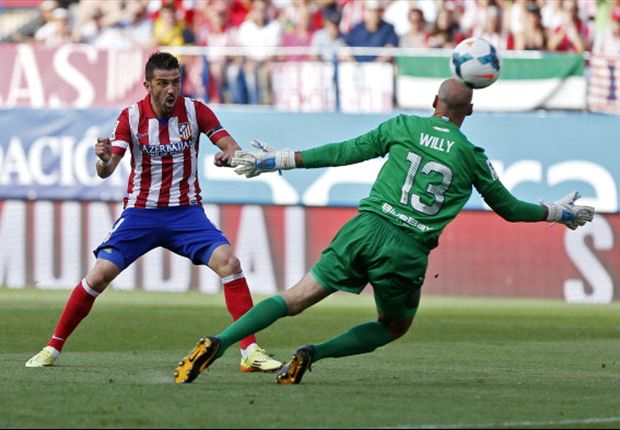 La Liga Team of the Week: Willy Caballero the hero after frustrating Atletico