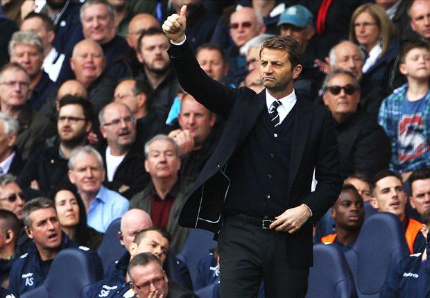 Sherwood regrets taking Tottenham job