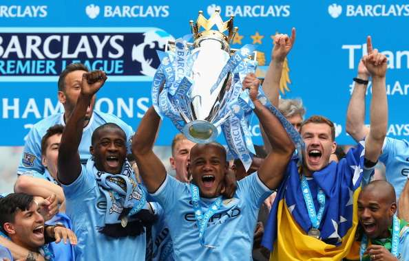 'Led City to the Premier League title' - Goal's W