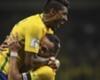 Renato Augusto Paulinho Brasil Argentina Eliminatorias 2018 10112016