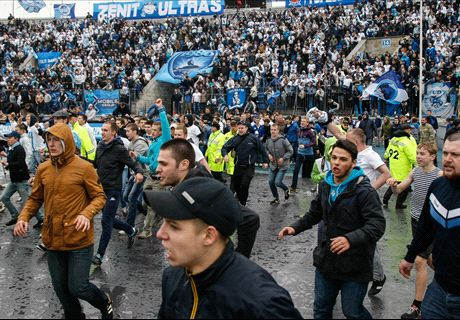 Tifoso morto in Spagna: 41 arresti