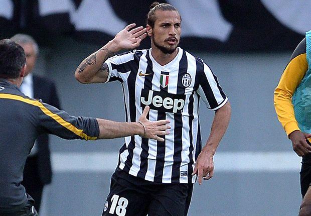 Tras el título con Juventus, Osvaldo jugará en Inter