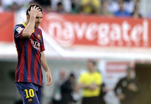 Elche 0-0 Barcelona: Los culés estarán en la 'final' por la Liga