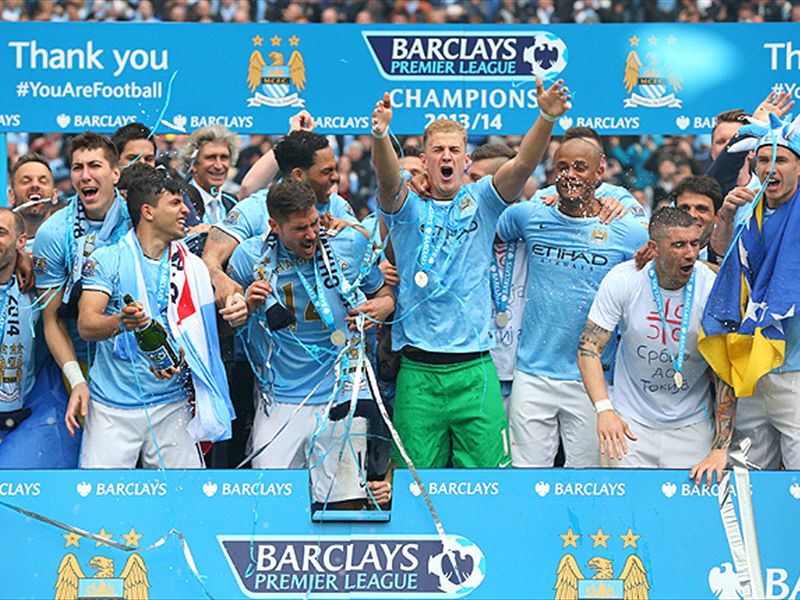 Manchester City aiming for Champions League improvement