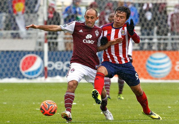 Colorado Rapids 1-3 Chivas USA: Chavez makes former team rue trade
